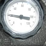 Der Vorlauf der FBH kann daher auch keine Wärme aus dem Pufferspeicher ziehen.